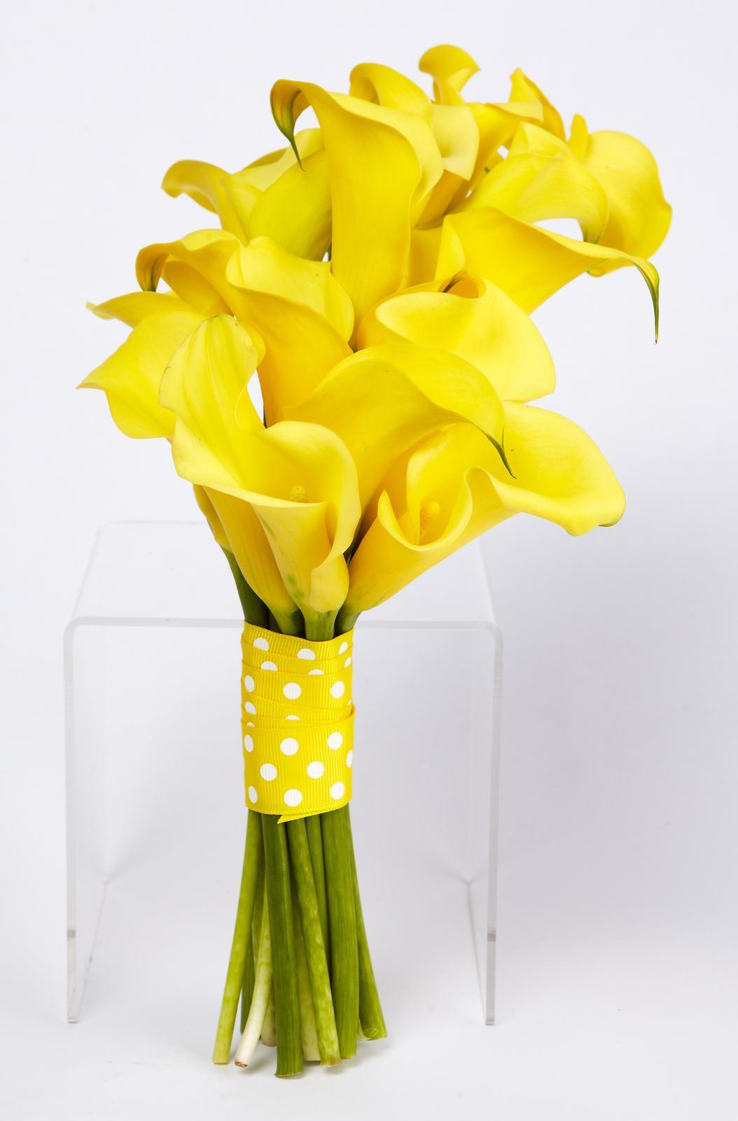 Žlté kytice inšpirácie - Obrázok č. 24