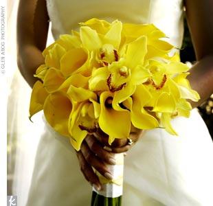 Žlté kytice inšpirácie - Obrázok č. 27