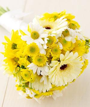 Žlté kytice inšpirácie - Obrázok č. 28