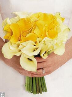 Žlté kytice inšpirácie - Obrázok č. 34