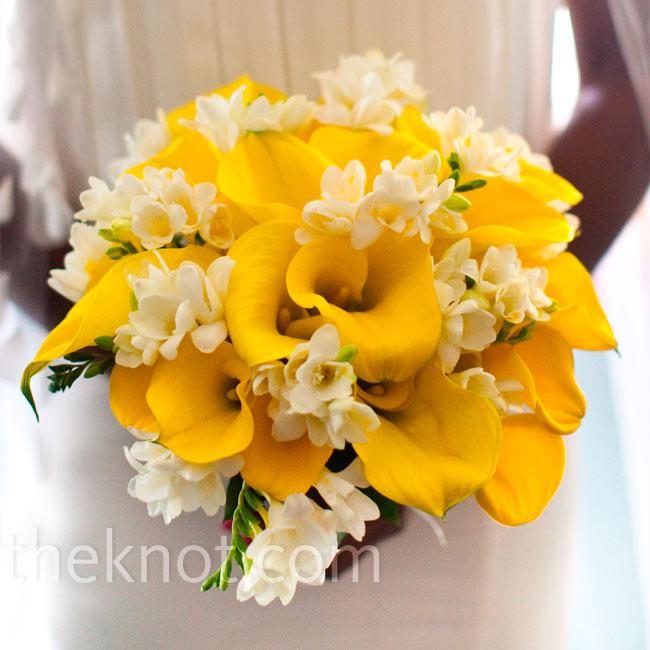Žlté kytice inšpirácie - Obrázok č. 38