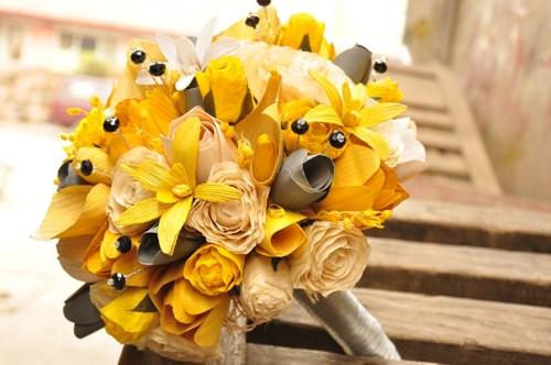 Žlté kytice inšpirácie - Obrázok č. 51