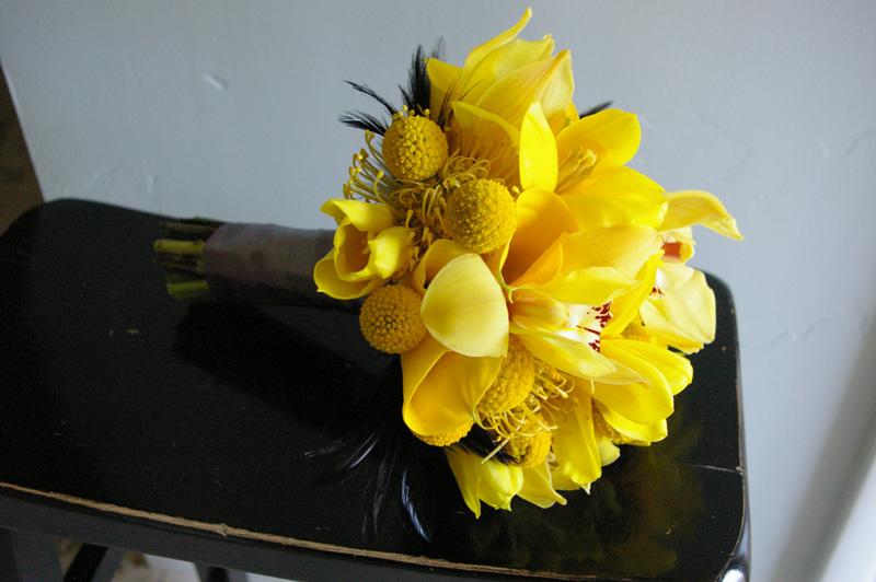 Žlté kytice inšpirácie - Obrázok č. 56