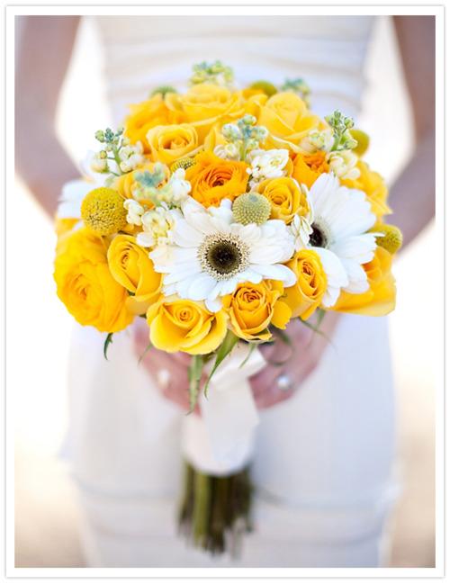 Žlté kytice inšpirácie - Obrázok č. 69