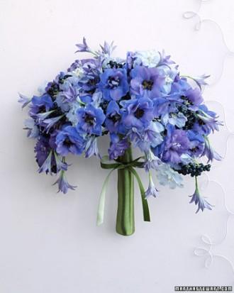 Modré kyticie inšpirácie - Obrázok č. 14