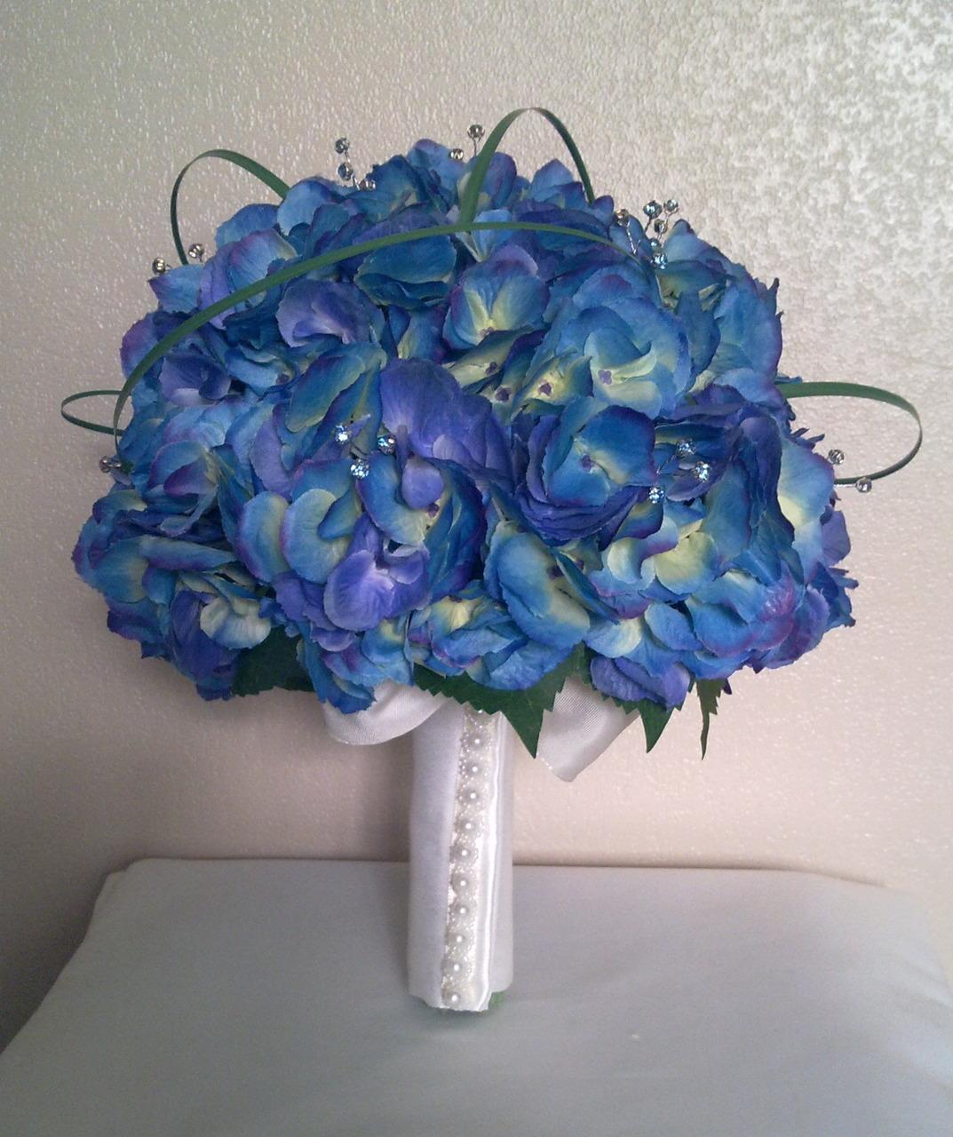 Modré kyticie inšpirácie - Obrázok č. 33