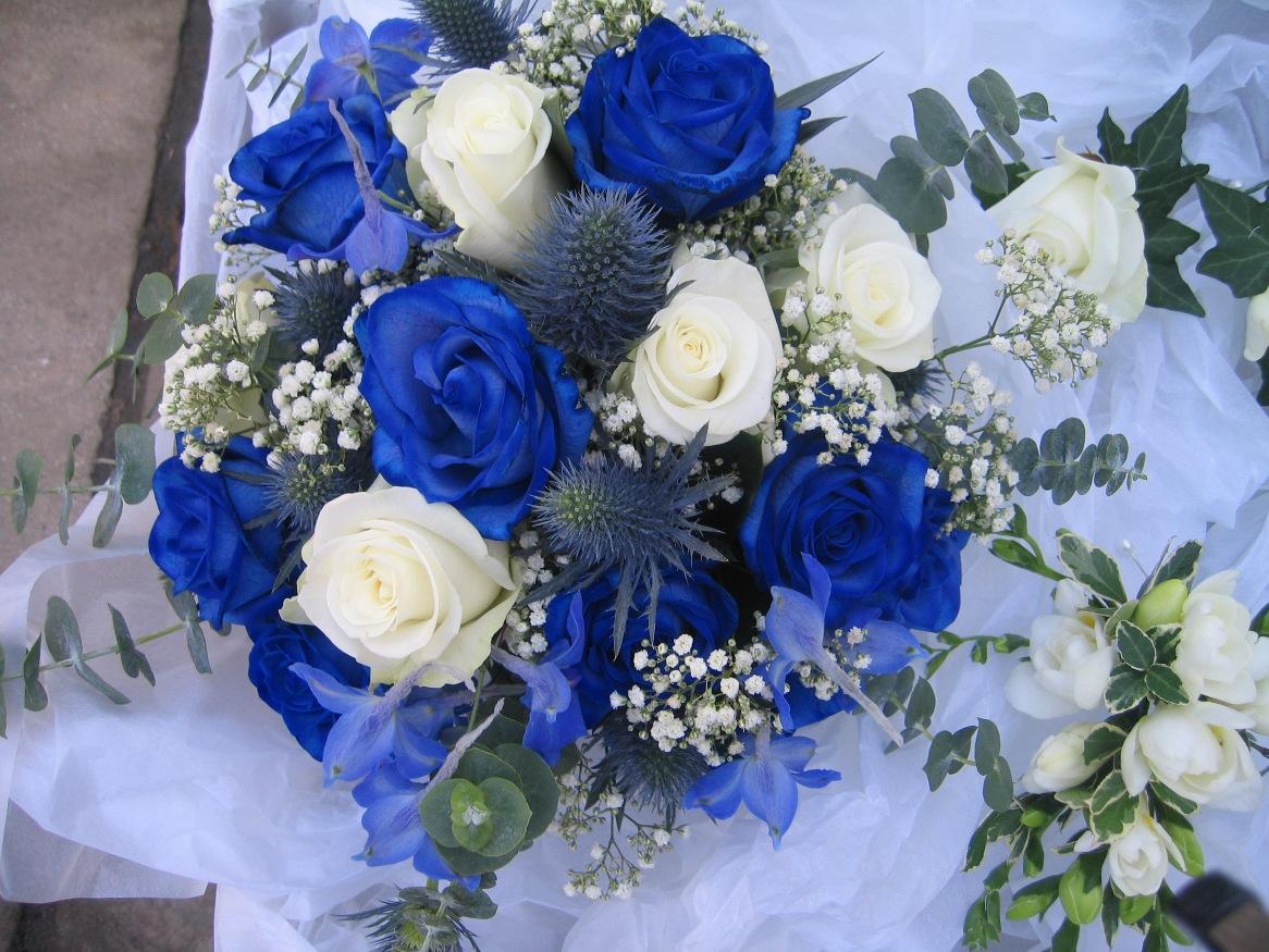 Modré kyticie inšpirácie - Obrázok č. 55