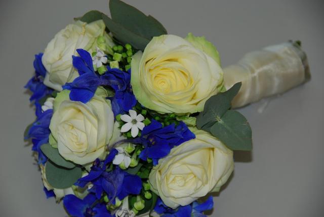 Modré kyticie inšpirácie - Obrázok č. 58