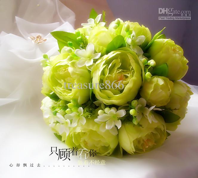 Zelené kytice inšpirácie - Obrázok č. 2