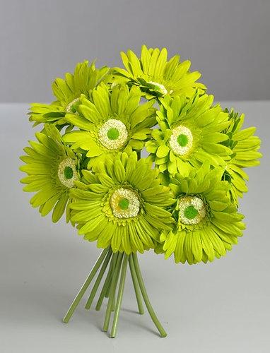 Zelené kytice inšpirácie - Obrázok č. 3
