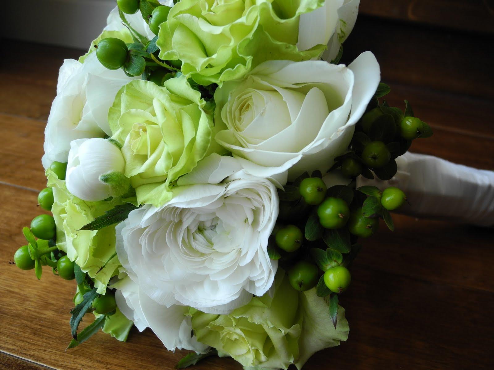 Zelené kytice inšpirácie - Obrázok č. 31