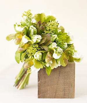 Zelené kytice inšpirácie - Obrázok č. 38