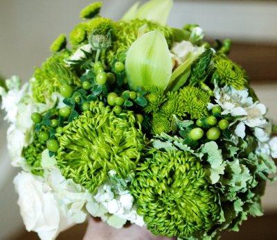 Zelené kytice inšpirácie - Obrázok č. 42