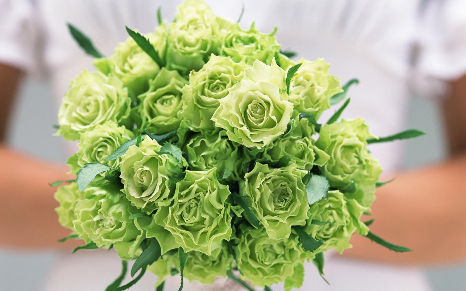 Zelené kytice inšpirácie - Obrázok č. 44