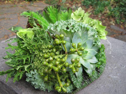 Zelené kytice inšpirácie - Obrázok č. 45