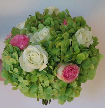 Zelené kytice inšpirácie - Obrázok č. 48