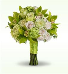 Zelené kytice inšpirácie - Obrázok č. 64