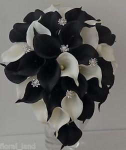 Čierne kytice inšpirácie - Obrázok č. 3