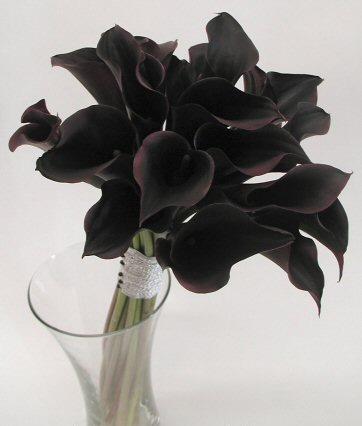 Čierne kytice inšpirácie - Obrázok č. 29