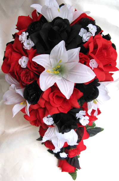 Čierne kytice inšpirácie - Obrázok č. 21