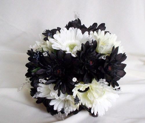Čierne kytice inšpirácie - Obrázok č. 65