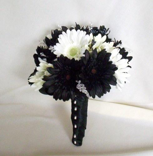 Čierne kytice inšpirácie - Obrázok č. 67