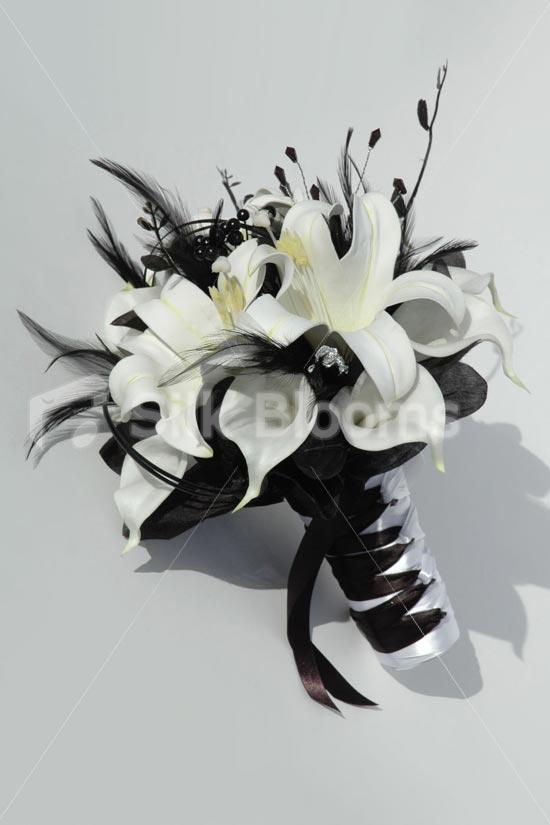 Čierne kytice inšpirácie - Obrázok č. 69