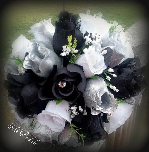Čierne kytice inšpirácie - Obrázok č. 77