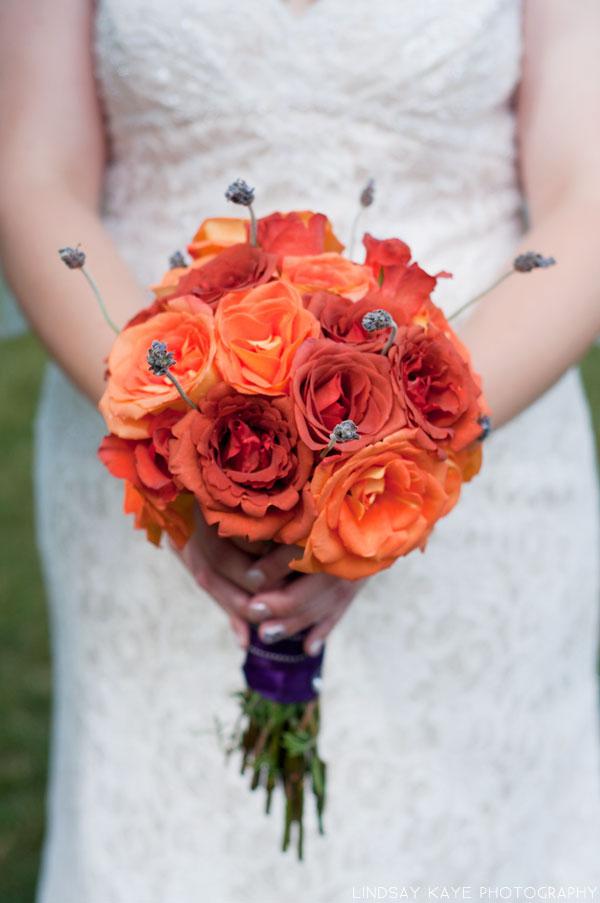 Oranžové kytice inšpirácie - Obrázok č. 1