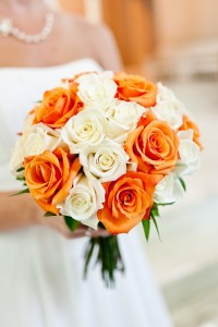Oranžové kytice inšpirácie - Obrázok č. 18