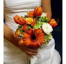 Oranžové kytice inšpirácie - Obrázok č. 28