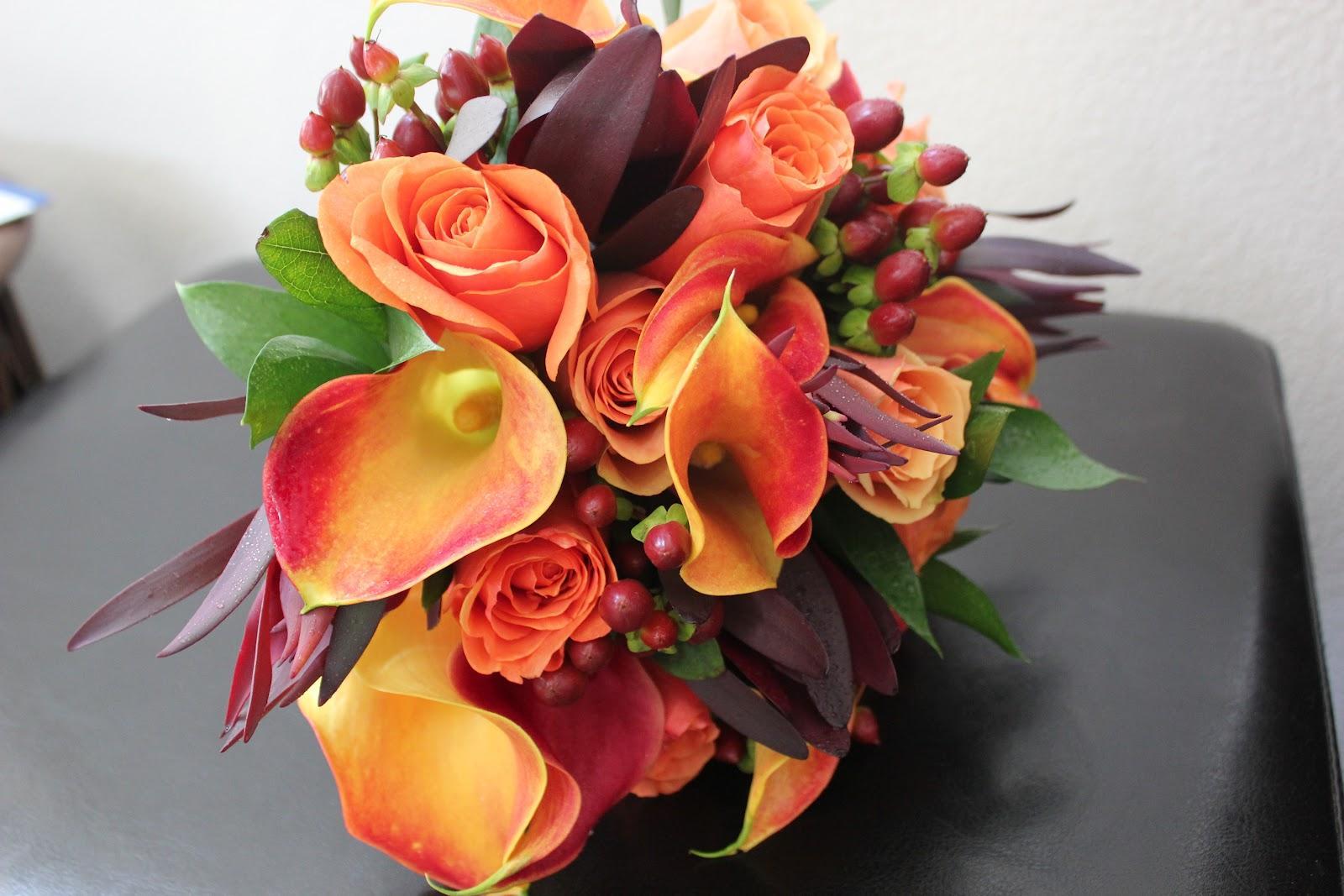 Oranžové kytice inšpirácie - Obrázok č. 30