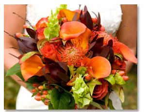 Oranžové kytice inšpirácie - Obrázok č. 49