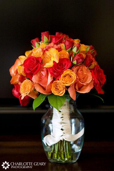 Oranžové kytice inšpirácie - Obrázok č. 65