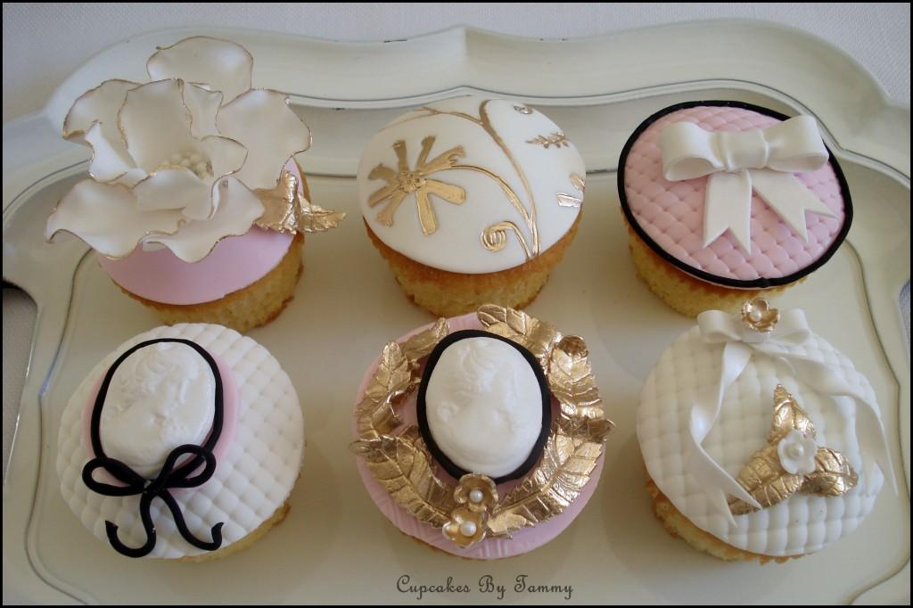 Muffinky a cup cakes inšpirácie - Obrázok č. 1