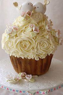 Muffinky a cup cakes inšpirácie - Obrázok č. 6