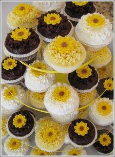Muffinky a cup cakes inšpirácie - Obrázok č. 8