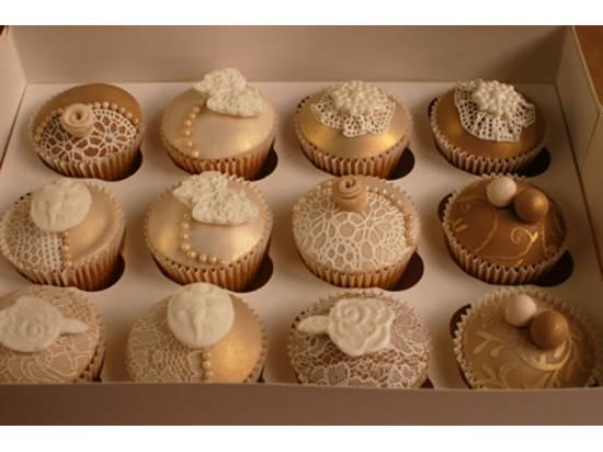 Muffinky a cup cakes inšpirácie - Obrázok č. 9