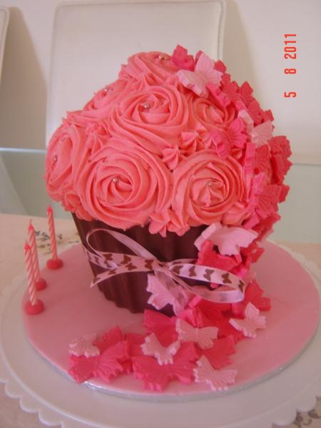 Muffinky a cup cakes inšpirácie - Obrázok č. 10