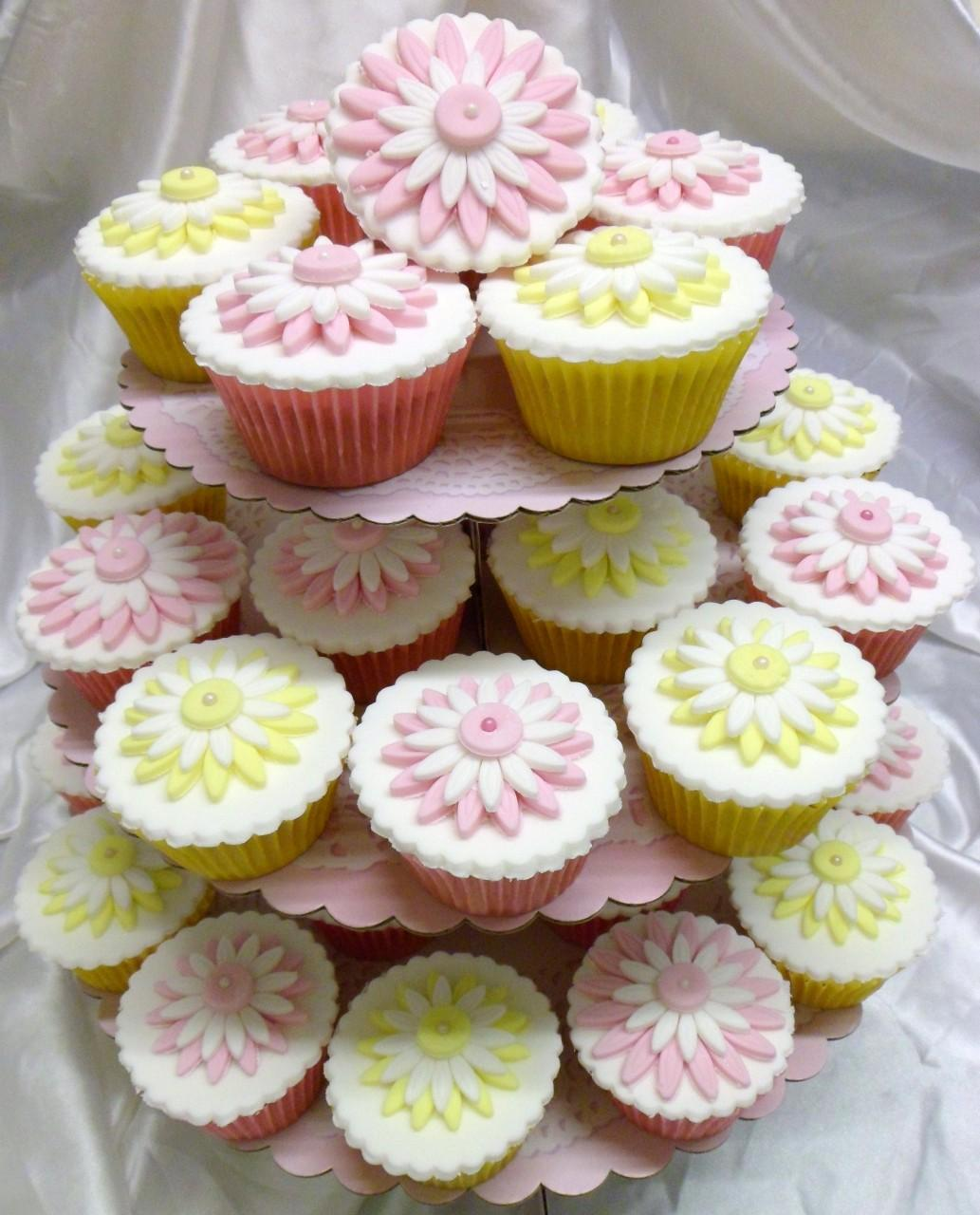 Muffinky a cup cakes inšpirácie - Obrázok č. 11