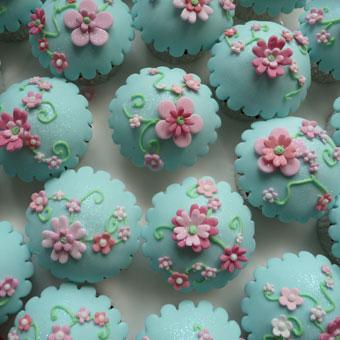 Muffinky a cup cakes inšpirácie - Obrázok č. 12