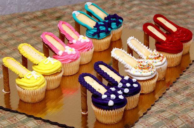 Muffinky a cup cakes inšpirácie - Obrázok č. 14