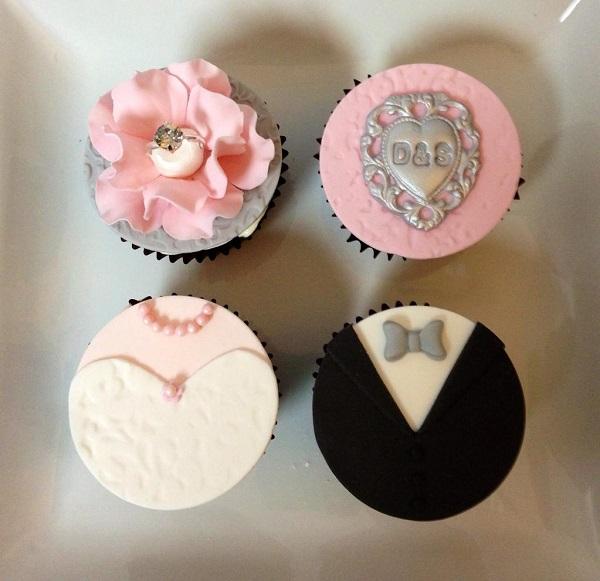 Muffinky a cup cakes inšpirácie - Obrázok č. 15