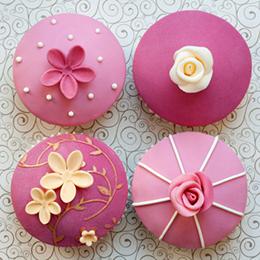 Muffinky a cup cakes inšpirácie - Obrázok č. 19