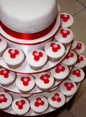 Muffinky a cup cakes inšpirácie - Obrázok č. 20