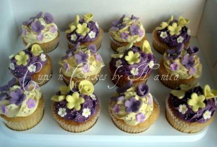 Muffinky a cup cakes inšpirácie - Obrázok č. 21