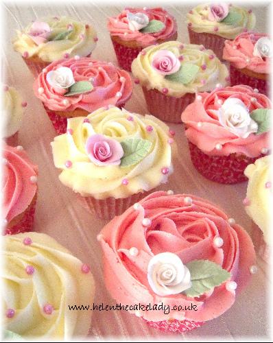 Muffinky a cup cakes inšpirácie - Obrázok č. 25