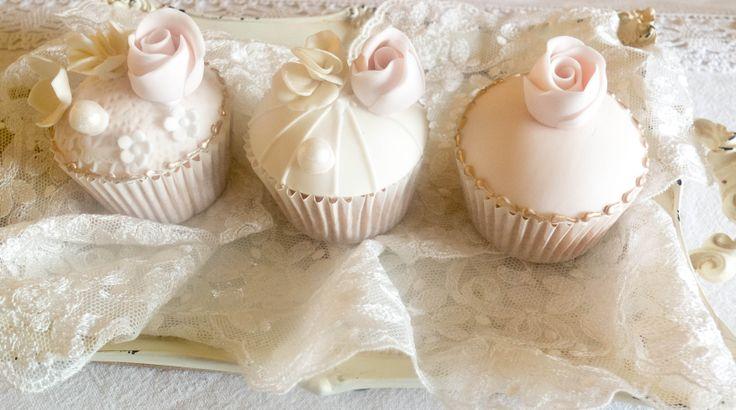 Muffinky a cup cakes inšpirácie - Obrázok č. 26