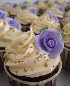 Muffinky a cup cakes inšpirácie - Obrázok č. 29