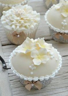 Muffinky a cup cakes inšpirácie - Obrázok č. 30